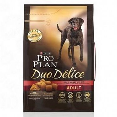 Pro Plan Duo Delice: 10 + 2,5 кг