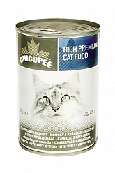 Консервы Chicopee Feline Chunks для кошек 400 г