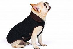 Нано куртка Dog Gone Smart Nano Knit Sweater вязаная для собак